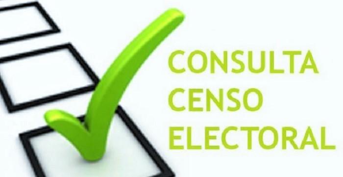 Consulta el censo electoral