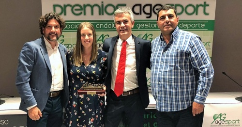 El Ayto. de Órgiva obtiene el premio a la excelencia en la gestión deportiva