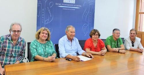 El Ayto. de Motril y el Club UNESCO renuevan su colaboración para impartir clases de Español para extranjeros