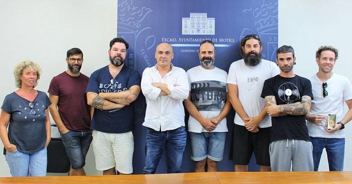 El Ayuntamiento de Motril cede cuatro salas de ensayo a seis grupos de música de la localidad