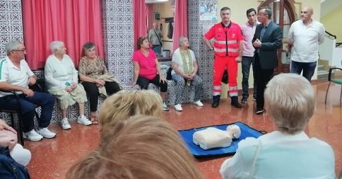 El Centro de Participación Activa inicia sus talleres con una jornada formativa en Reanimación Cardiopulmonar.jpg