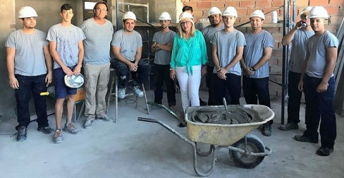 El curso 'Mantenimiento de edificios' forma a jóvenes motrileños para el sector de la construcción.jpg
