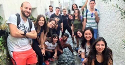 El Patronato de Turismo enseña la provincia a cien estudiantes de la Universidad de Granada.jpg