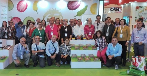 Excelente acogida a SAT Campos de Granada en Fruit Attraction.jpg