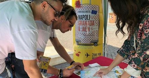 Granada y Jaén se venden como destino turístico ante 130 agentes de viaje de Nápoles.jpg