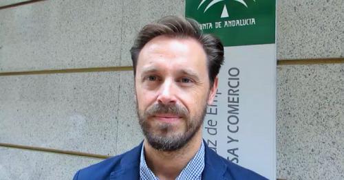 Juan José Martín Arcos, delegado territorial de Conocimiento y Empleo de la Junta en Granada.png
