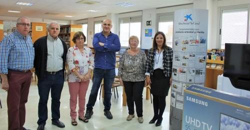 La Biblioteca del Centro Multifuncional de Varadero cuenta a partir de hoy con nuevos equipos informáticos.jpg