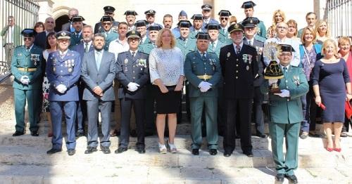 La Guardia Civil celebra su Patrona, la Virgen del Pilar, reconociendo la labor y la entrega de los agentes del Cuerpo