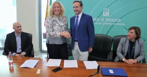 La Junta y el Ayto. de Motril licitarán en 2019 la rehabilitación de la plaza de Tenería, con una inversión de 600 mil €