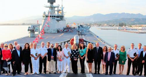 La visita del Juan Carlos I a Motril ha tenido un retorno económico en valor publicitario de 1,1 millones de euros.png