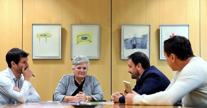 Las campañas de recogida de envases y vidrio de Diputación logran cifras récord en hoteles y bares de la Costa
