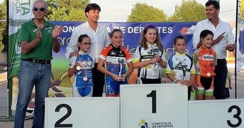 Los ciclistas sexitanos dieron la talla en Churriana de la Vega en la última prueba del Circuito Provincial de Escuelas.jpg