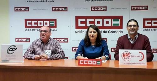 Los sindicatos anuncian un calendario de movilizaciones 'por la situación de Correos'.jpg