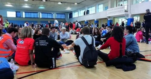 Más de 1.600 jóvenes granadinos se forman con motivo del Día Europeo de concienciación ante la Parada Cardíaca.jpg