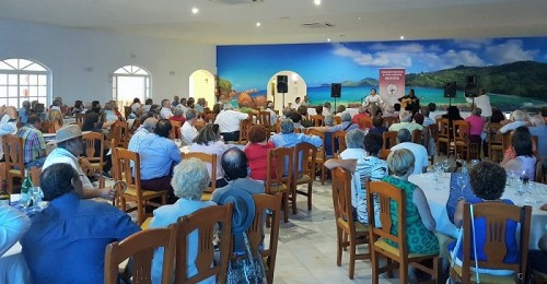Motril acogió el IX Encuentro Provincial de Peñas Flamencas Granadinas