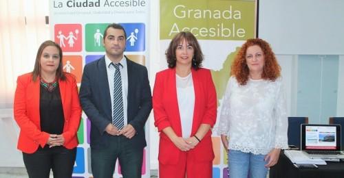 Salobreña acoge una de las jornadas formativas del proyecto sobre accesibilidad de la Diputación