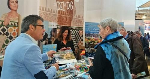 Salobreña se promociona en la Quality Travel Fair de Dinamarca