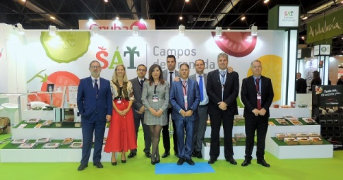 SAT Campos de Granada celebra su 65 aniversario en Fruit Attraction 2018.jpg