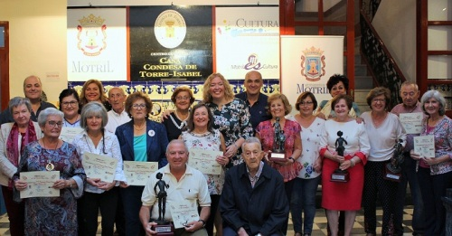 Susana Rubio y Rosario Rodríguez, vencedoras del XV Certamen de Poesía y Redacción 'Premios Salvador Varo'.jpg