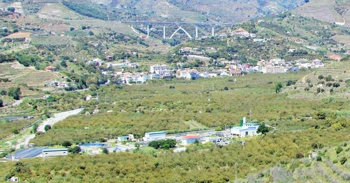 Torrecuevas, en Almuñécar