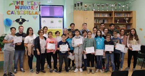 Una veintena de alumnos del Colegio Nuestra Señora del Pilar realizan el curso de Mediadores para la Convivencia.jpg