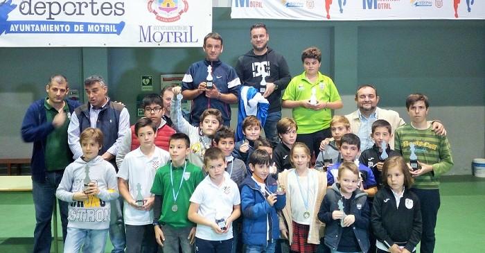 Ándres Sánchez Martínez, ganador del 19º Torneo de Ajedrez 'Luismi Hidalgo'.jpg