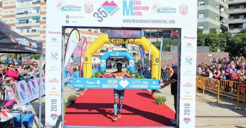 Éxito de participación y organización en la XXXV Marathón Ciudad de Motril con más de un millar de corredores