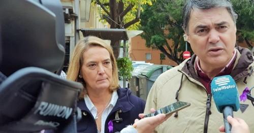 Carlos Rojas y Luisa García_PP Motril