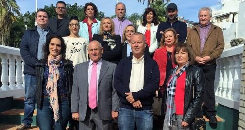 Convergencia Andaluza presenta en Almuñécar su candidatura para las elecciones al Parlamento de Andalucía