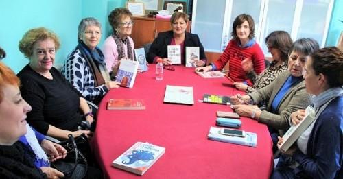 El área de Igualdad de Motril cuenta desde este miércoles con un 'Espacio de Lectura feminista'.jpg