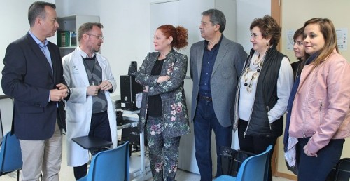 El centro de salud de Salobreña contará con cuatro nuevos profesionales.jpg