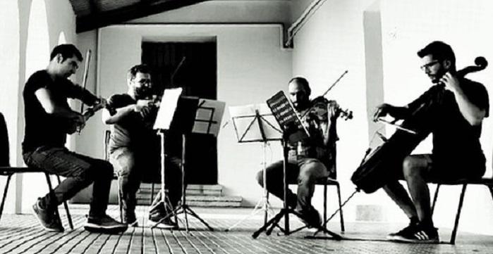 El Cuarteto Iranzo se presenta este fin de semana en Motril con 'Intimidades'.jpg