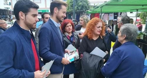 """El PSOE subraya el """"esfuerzo"""" por mejorar la atención primaria, que """"optimizará"""" el servicio en Salobreña"""