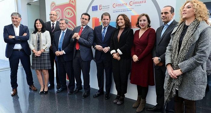 El tejido empresarial exportador de Granada el que más crece en Andalucía en la última década.jpg