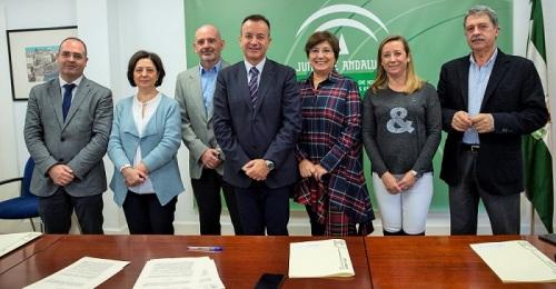 Hospitales y centros de salud de Granada se suman a la Estrategia de Promoción de la Salud en el Lugar de Trabajo