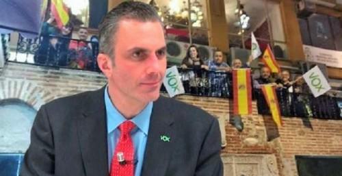 Javier Ortega Smith, vicepresidente de VOX, visita este miércoles Almuñécar.jpg