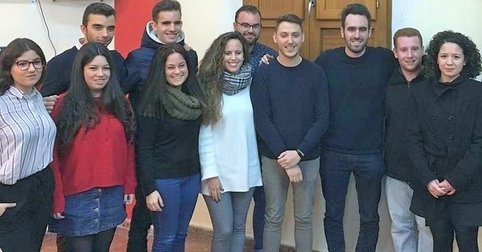 JSA Motril destaca que 'el PSOE es el único partido que apuesta por los jóvenes andaluces'.jpg