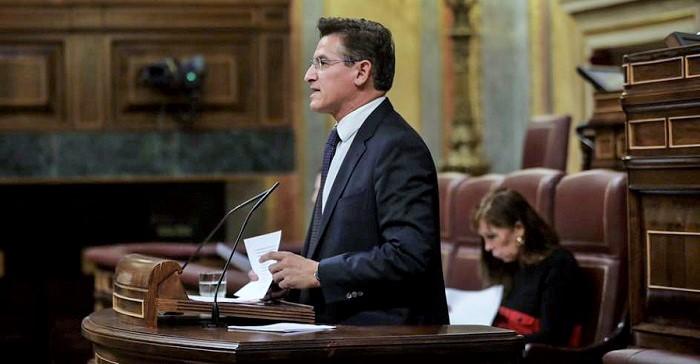 Luis Salvador (Cs) exige al Gobierno un compromiso económico contundente con las conducciones de la presa de Rules