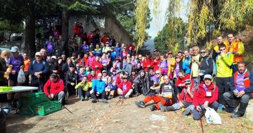 Más de 150 senderistas recorren los senderos de cuatro municipios en la X Marcha Popular de la Alpujarra.jpg