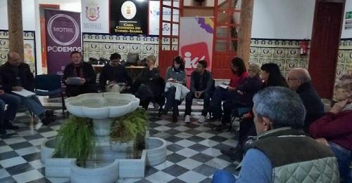 Podemos e IU celebran su segundo encuentro 'Motril Contigo'.jpg