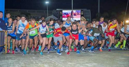 Éxito de participación en la XXXI Carrera Nocturna San Silvestre 2018 en Motril