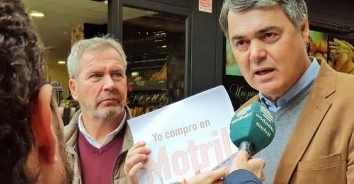 """El PP destaca la calidad del comercio local motrileño a través de su XIII campaña """"Yo Compro en Motril"""""""