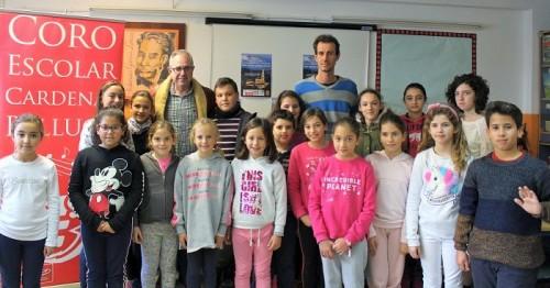 El Teatro Calderón acoge este miércoles el Concierto de Navidad del Coro Escolar del Colegio Cardenal Belluga
