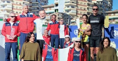 Estrella R. Medina y Francisco J. Parejo ganan la XIX Subida Pedestre al Conjuro