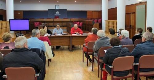 Los Consejos Municipales de Personas Mayores y de Personas con Diversidad Funcional se reúnen en sesión ordinaria.jpg