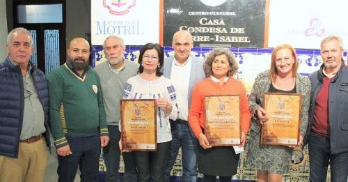 Los Premios Motril Migrante reconocen el trabajo de los IES y de Lucica Loliceru y Pilar Carrasco Rodríguez.jpg