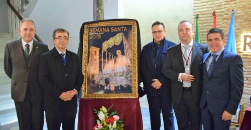 María Santísima de la Victoria, protagonista del Cartel Oficial de Semana Santa de Motril para el 2019