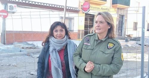 El PP de Motril critica la gestión por parte del Ayuntamiento de las obras de la calle Ancha.jpg