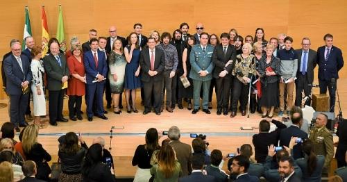 La Diputación de Granada entrega los Honores y Distinciones 2018