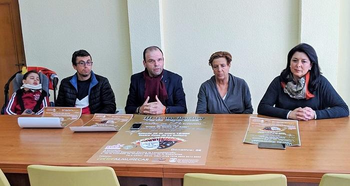 El III Teatro Benéfico 'Verde Esperanza' será a beneficio de afectados por ELA.jpg